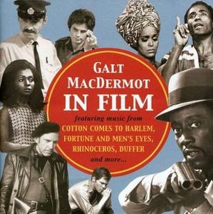 Galt MacDermot In Film (1969-1973) album cover