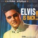 Elvis Is Back! album cover