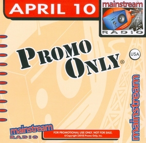 Promo Only: Mainstream Radio April '10 album cover