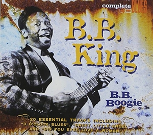 B.B. Boogie album cover
