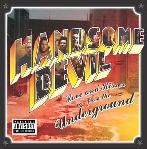 Love And Kisses From The Underground album cover