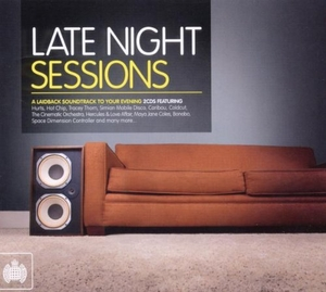 Ministry Of Sound: Late Night Sessions album cover