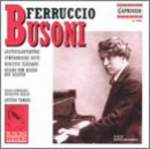 Busoni: Orchesterwerke II album cover