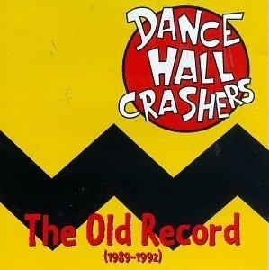 The Old Record 1989-1992 album cover