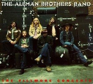 The Fillmore Concerts album cover