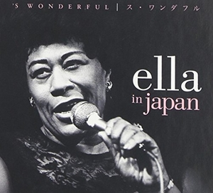 Ella In Japan: 'S Wonderful album cover