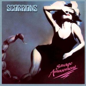 Savage Amusement album cover