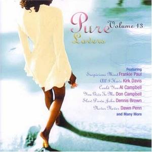 Pure Lovers, Vol. 13 album cover