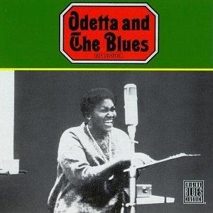 Odetta And The Blues album cover