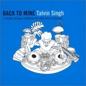 Back To Mine album cover