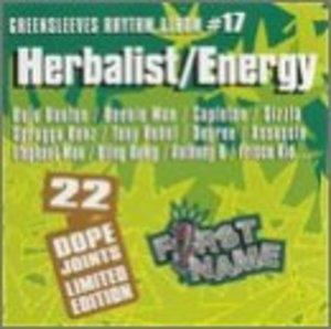 Greensleeves Rhythm Album #17: Herbalist-Energy album cover