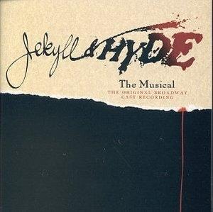 Jekyll & Hyde (1997 Original Broadway Cast) album cover