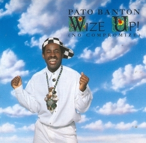 Wize Up! (No Compromize) album cover