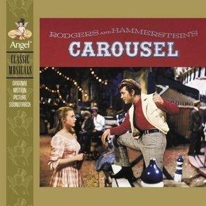 Carousel (1956 Film Soundtrack) album cover