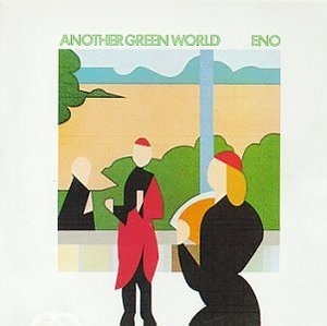 Another Green World album cover