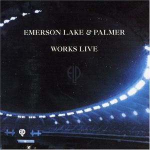 Works Live album cover