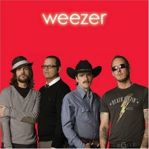 Weezer (The Red Album) (Deluxe) album cover