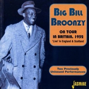 On Tour In Britain 1952 album cover