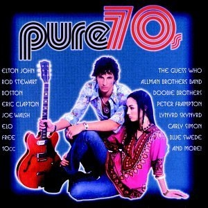 Pure 70's (Mercury) by Various Artists - BlueBeat - Music Playlists