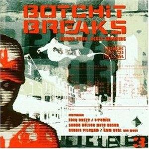 Botchit Breaks 3 album cover