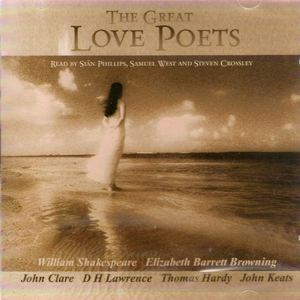 The Great Love Poets album cover