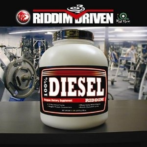 Riddim Driven: Diesel album cover