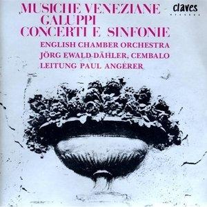 Galuppi: Concerti E Sinfonie album cover