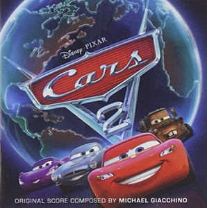 Cars 2 (Original Soundtrack) album cover