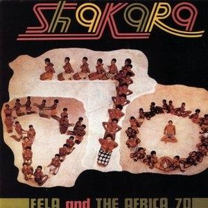 Shakara-London Scene album cover