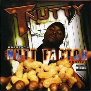 The Nutt Factor Project album cover