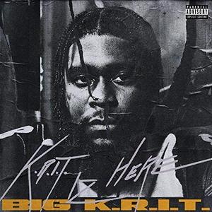 K.R.I.T. IZ HERE album cover
