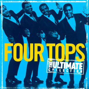 The Ultimate Collection (Motown) album cover