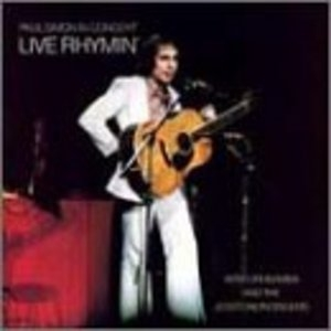 Paul Simon In Concert: Live Rhymin' album cover