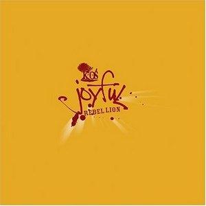 Joyful Rebellion album cover