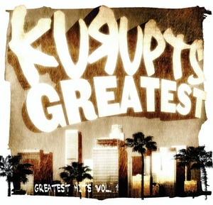Kurupt's Greatest album cover