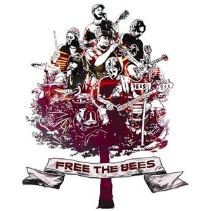 Free The Bees album cover
