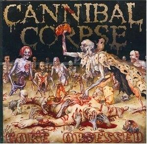 Gore Obsessed album cover
