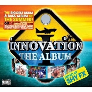 Innovation: The Album album cover