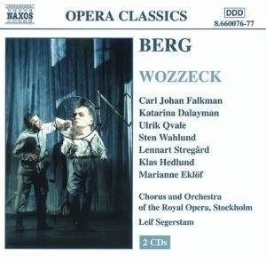 Berg: The Wozzeck album cover