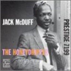 The Honeydripper album cover