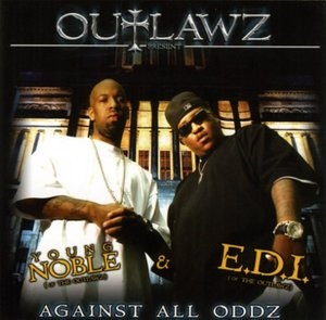 Against All Oddz album cover