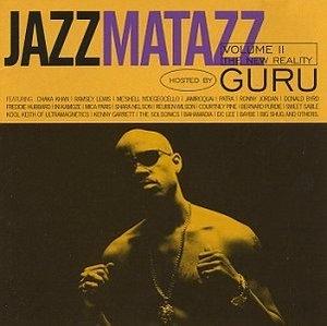 Jazzmatazz, Vol.2: The New Reality album cover