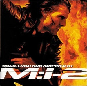 Music From And Inspired By M:i-2 (Mission: Impossible 2) album cover
