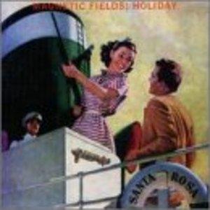 Holiday album cover