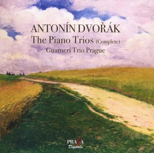 Dvorak: Piano Trios album cover
