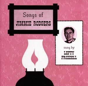 Songs Of Jimmie Rodgers (Koch) album cover
