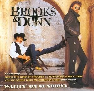 Waitin On Sundown album cover