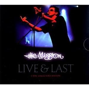 Live & Last album cover