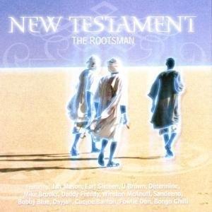 New Testament album cover