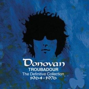 Troubador: The Definitive Collection 1964-1976 album cover